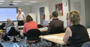 First Contact Services workshop July 2014
