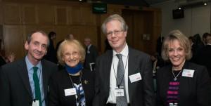 John Galvin, Baroness Greengross, Stephen Lewis, Dame Esther Rantzen (2)